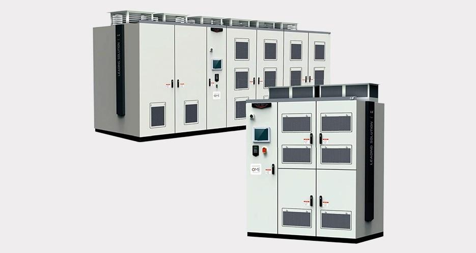 Convertisseur moyenne tension LSMV-M1000