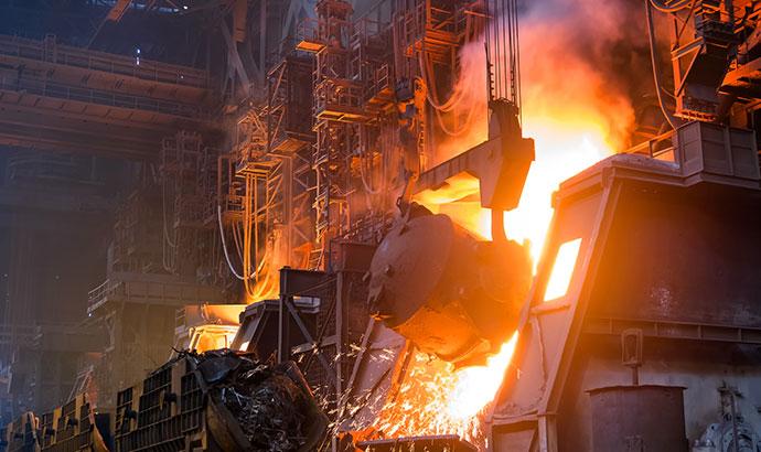 Les meilleurs moteurs électriques pour aciéries