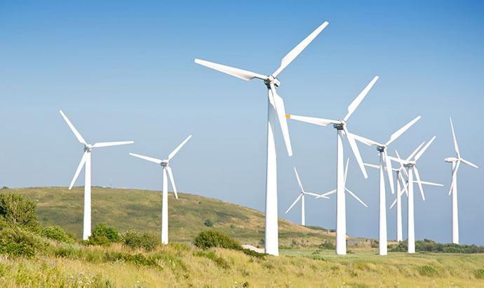 Production d'énergie éolienne: découvrez la gamme de moteurs dédiés OME