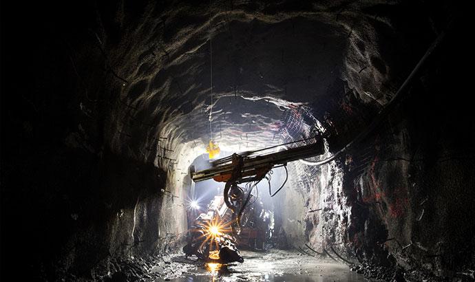 Moteurs antidéflagrants destinés aux mines