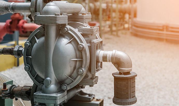 Production de moteurs électriques pour pompes