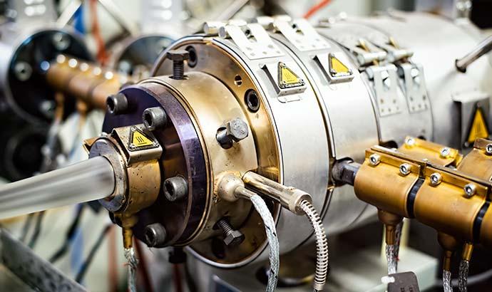 OME Motors a conçu et construit un moteur ATEX pour TMEIC